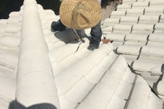 Roof repair service WPB