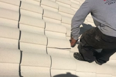 Tile roof repair West Palm Beach