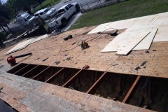 We love working on Roofs