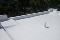 Flat roof job done right