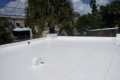 Flat roof weatherproofing service WPB