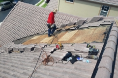 Honest roofing contractor