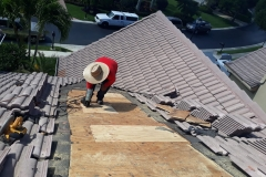 Experience roofing contractors South Florida