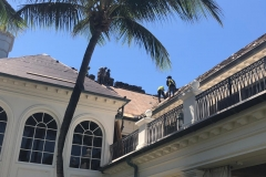 Roofing contractors in WPB
