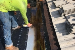 Added layer of waterproofing West Palm Beach
