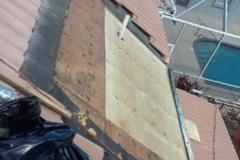 Kitchen Roofing Area Repair