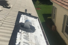 Roof weatherproofing and sealing service West Palm