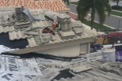 Roofing jobs need to stay organized