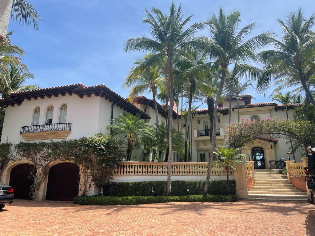 MacDowell Roofing in South Florida at a roofing project
